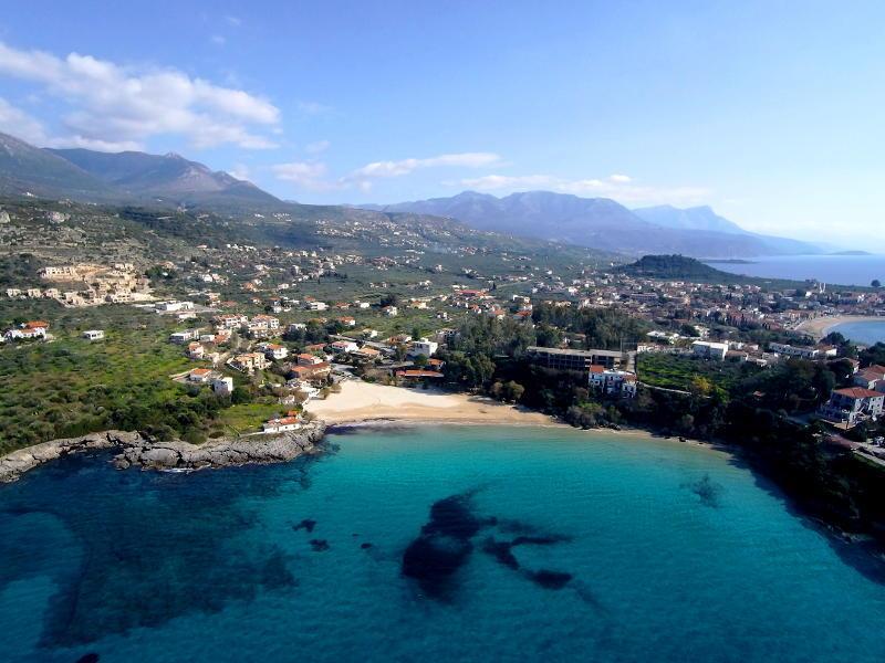 Stoupa greece webcam